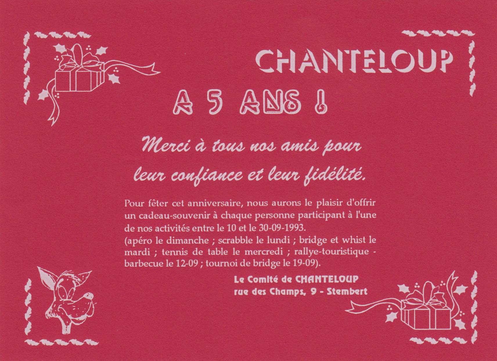 Chanteloup 17