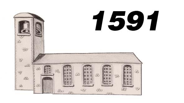 Chapelle 04 en 1591