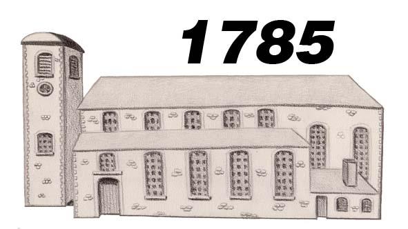 Chapelle 05 en 1785