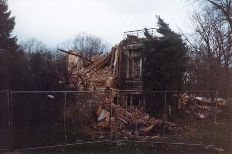Chateau des moines 22 10 mars 1994
