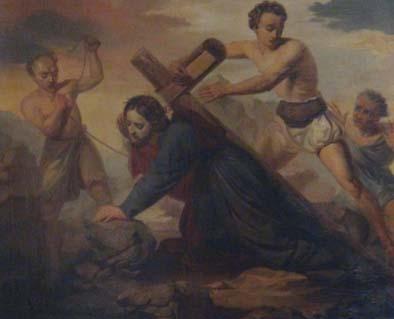 Chemin de croix 12