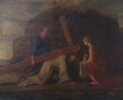 Chemin de croix 14