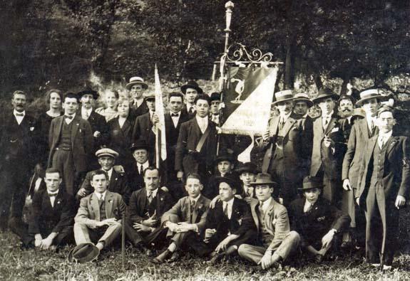 Club cycliste surdents stembert 01 1926
