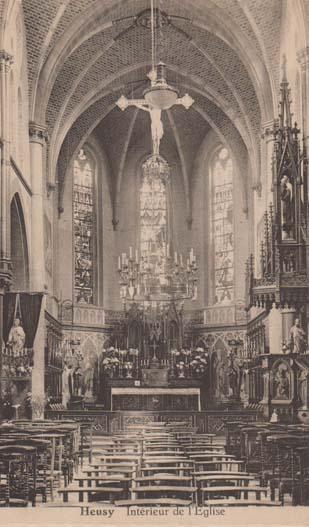 Eglise 03 interieur en 1951