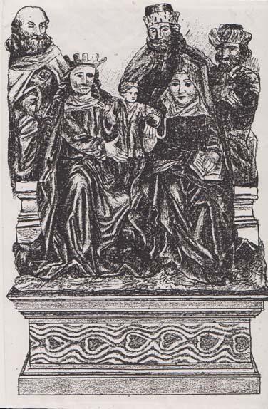 La chantoire la statue sainte anne 02 ancienne
