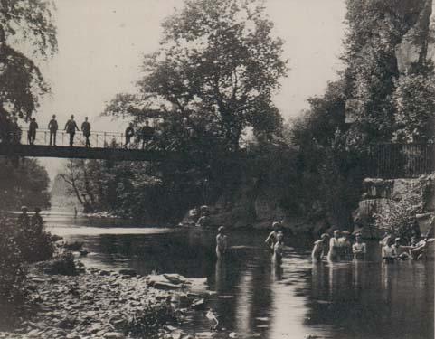Le pont de fils d archal 03 1890