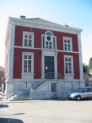 Maison communale ensival