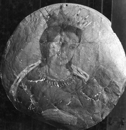 Rosace 07 sainte catherine d alexandrie disparu