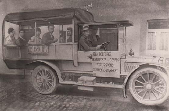 Transport et excursions 01 1922