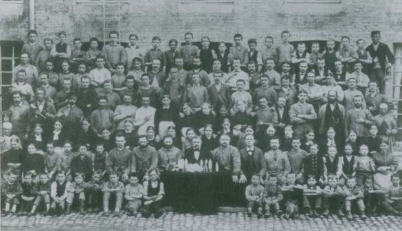 Usine simonis 03 1883 nombre d enfants au travail