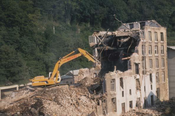 Usine simonis 08 1996 destruction